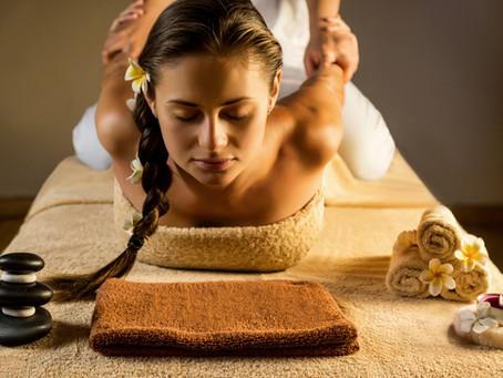 Le massage Thaïlandais