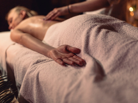 Le massage thérapeutique