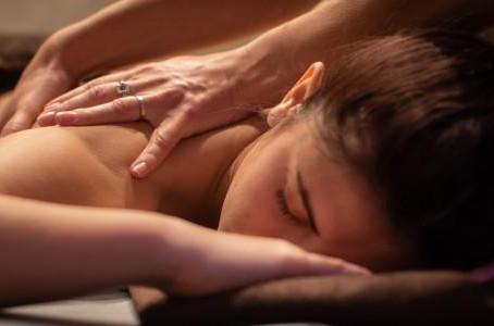 Le massage intuitif énergétique