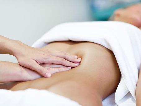 Le massage abdominal