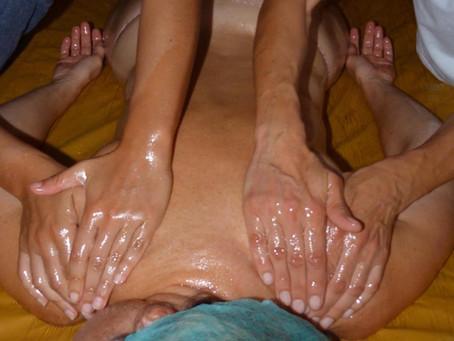 Le massage Pitchauli (4 mains)