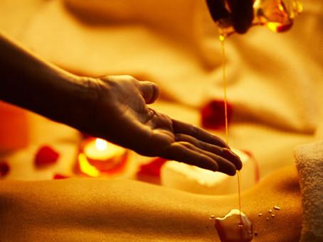 Le massage oriental