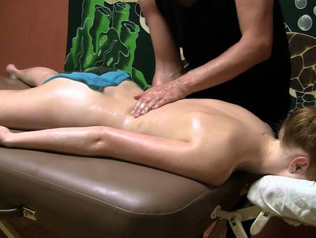 "Le massage ""Lomi-Lomi"""