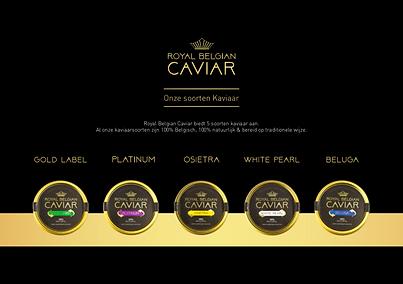 Royal Belgian Caviar 5 soorten.png