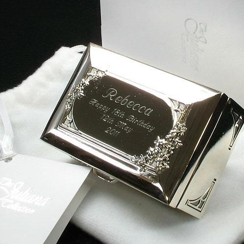 18th Birthday Trinket Box