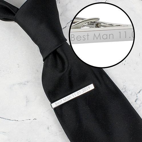 Personalised Tie Clip (PMC)