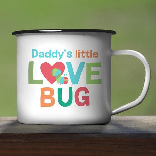 Very Hungry Caterpillar Love Bug Enamel Mug