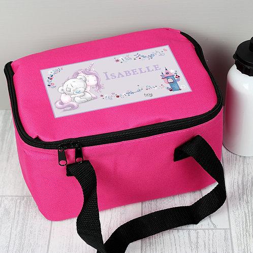 Personalised Tiny Tatty Teddy Unicorn Lunch Bag (PMC)