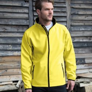 Personalised softshell jackets from ?24