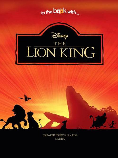Lion King Premium Book