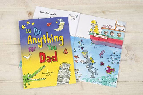 I?d Do Anything for You Dad Book