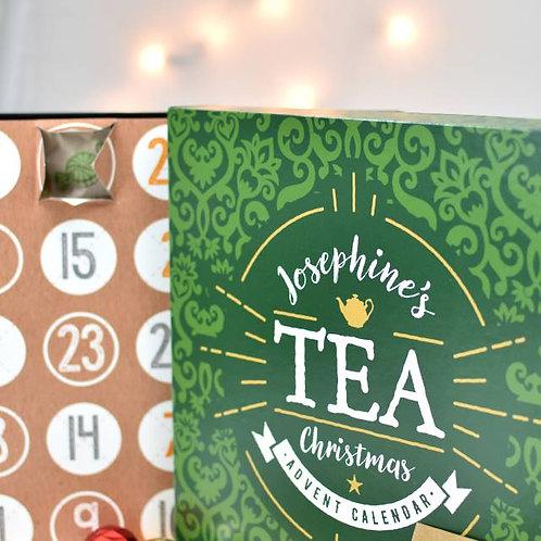 Tea Advent Box