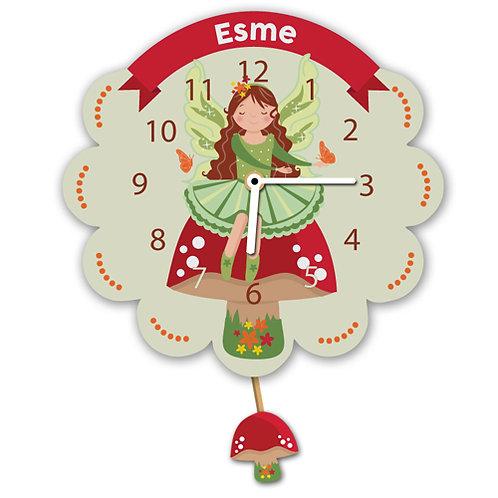 Fairy Pendulum Wall Clock (PTG)