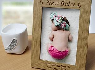 4003824-New-Baby-5x7-Photo-Frame-600x600