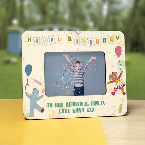 In The Night Garden Birthday 6?4 Photo Frame
