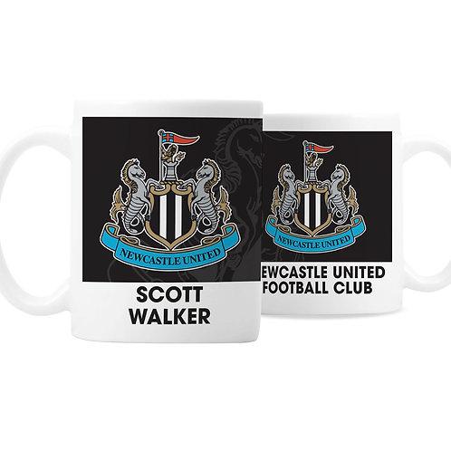Newcastle United FC Bold Crest Mug (PMC)