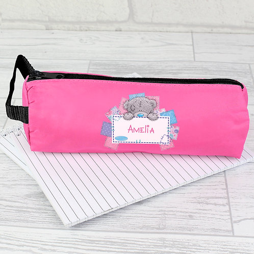 Personalised Me To You Girls Pencil Case (PMC)