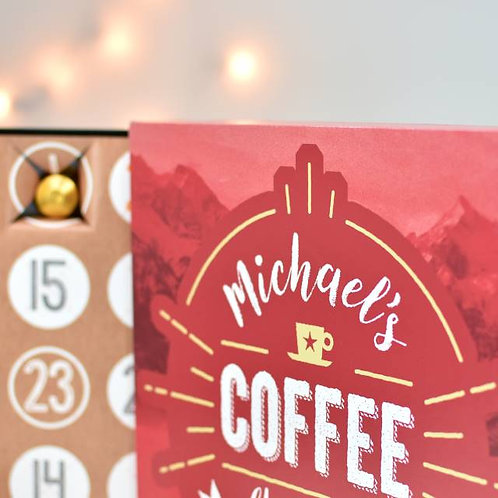 Coffee Advent Box