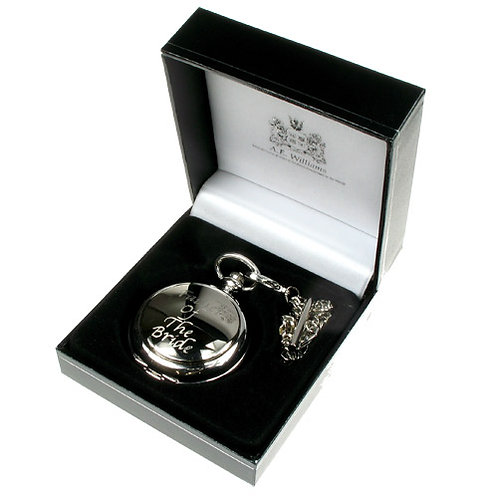 Pocket Watch for Father of the Bride