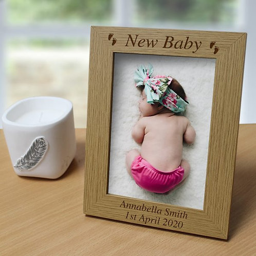 New Baby 5?x7? Photo Frame