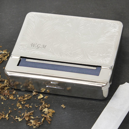 Personalised Tobacco Rolling Tin (PMC)