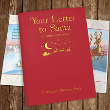 Letter to Santa A4 USA-Classic-Cover-Spr