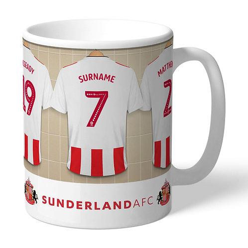 Sunderland Athletic Fotball Club Dressing Room Mug (PMC)