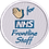 Thumbnail: Keyworker Female Polo (CLAP (HANDS) FOR NHS FRONTLINE STAFF BADGE STYLE)