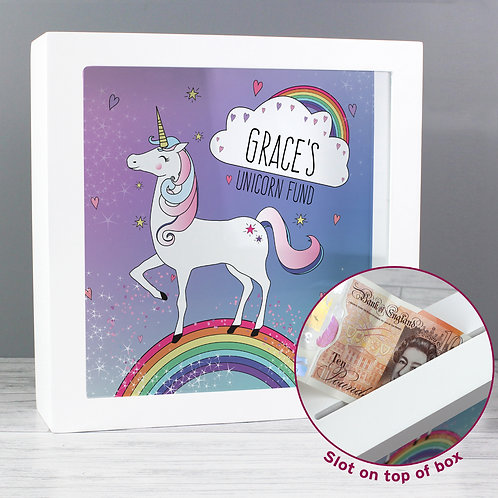 Personalised Unicorn Fund Box (PMC)