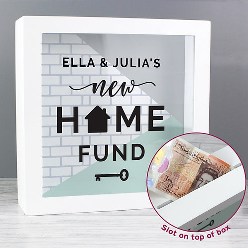 Personalised New Home Fund Box (PMC)