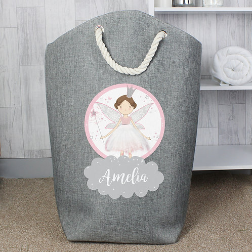 Personalised Fairy Princess Storage Bag (PMC)