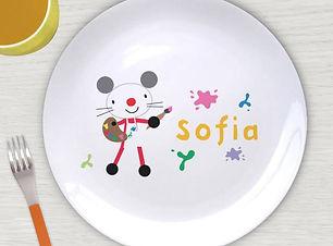 4003677 Arty Mouse Single Character Spla