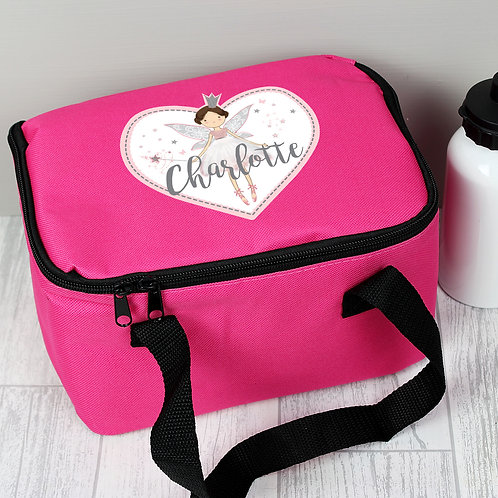 Personalised Fairy Princess Lunch Bag  (PMC)