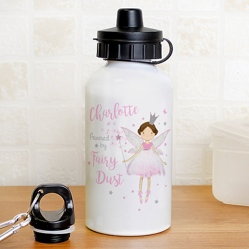 Personalised Fairy Princess Drinks Bottle (PMC)