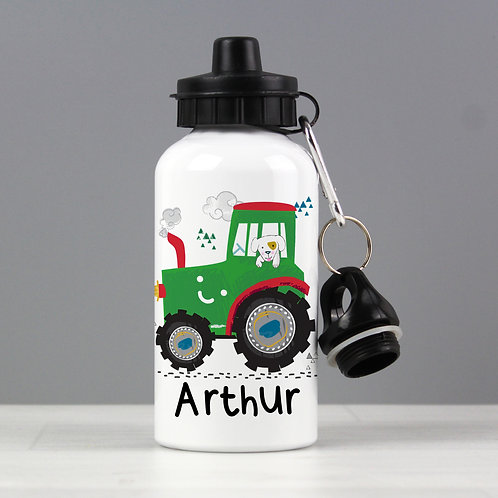 Personalised Tractor Drinks Bottle (PMC)