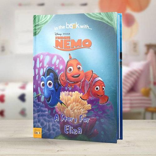 Disney Nemo story book