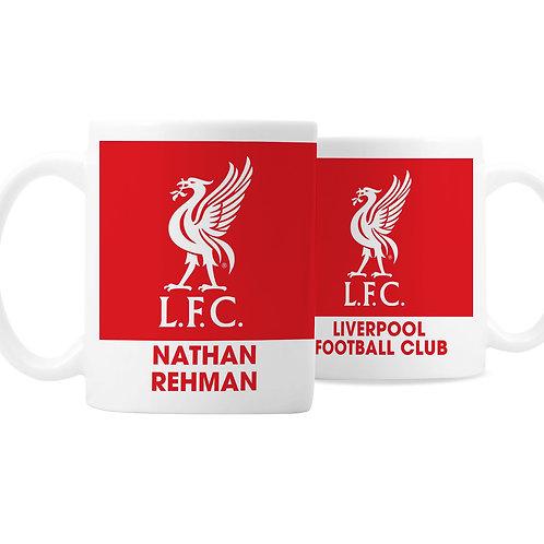 Liverpool FC Bold Crest Mug (PMC)