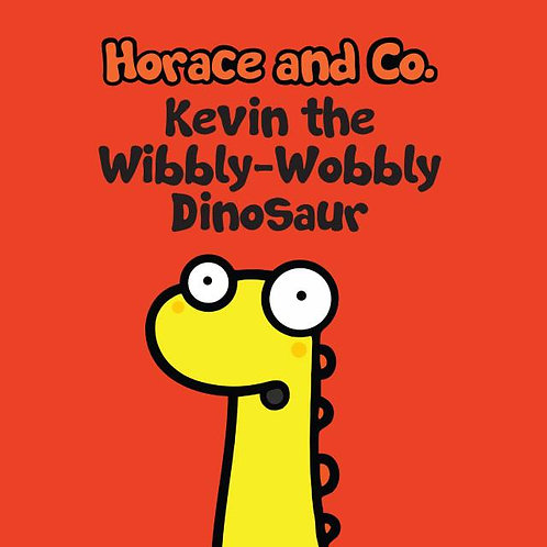 Flossy and Jim The Wibbly-Wobbly Dinosaur