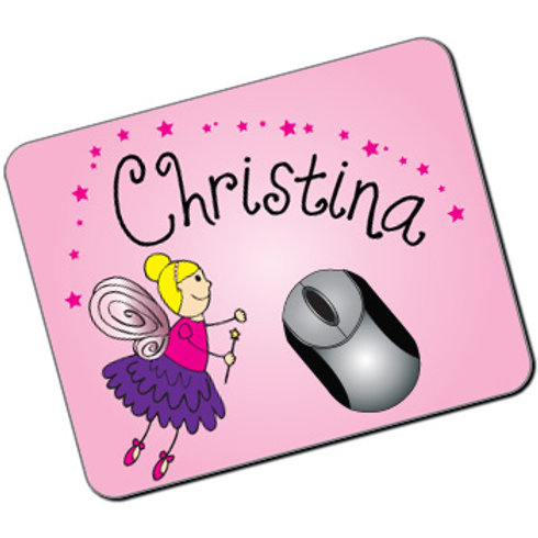 Kids Mousemat: Fairy Design