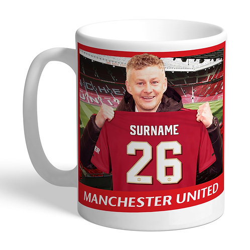 Manchester United FC Manager Mug (PMC)