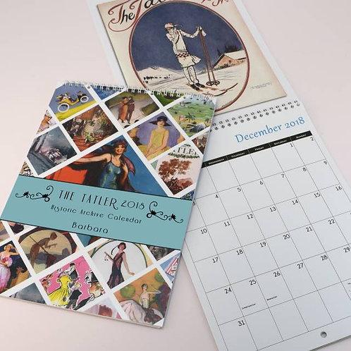 The Tatler Historic Archive Calendar