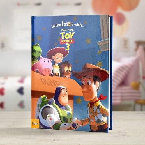 Disney Toy Story 3 story book