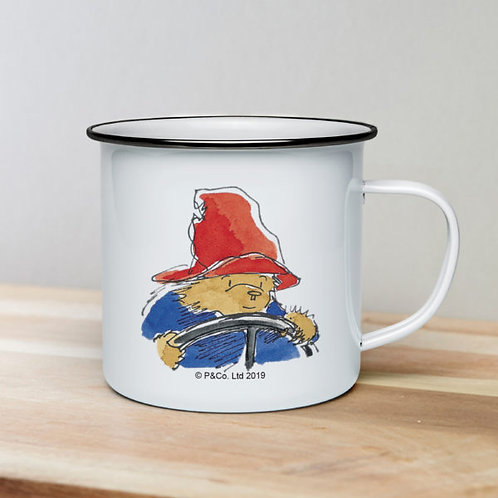 Paddington Bear Enamel Mug