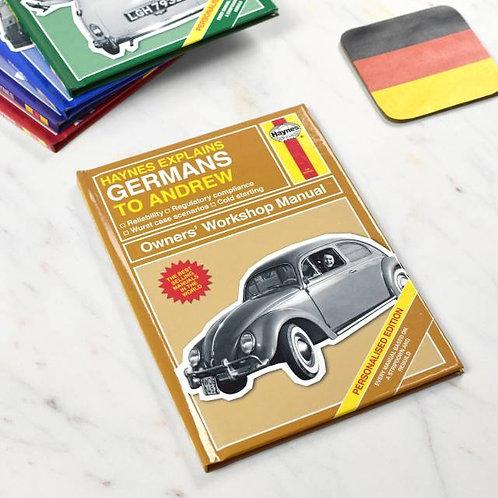 Haynes Explains Germans