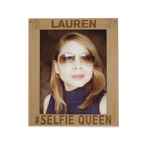 Selfie Photo Frame 6 x 4