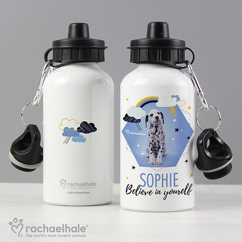 Personalised Rachael Hale Dalmatian Drinks Bottle (PMC)
