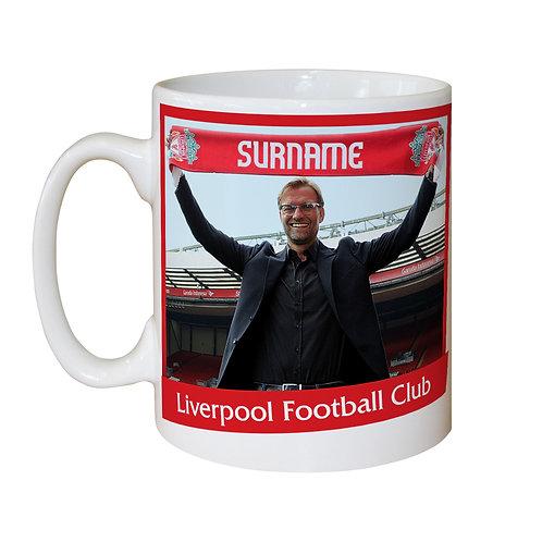 Liverpool FC Manager Mug (PMC)
