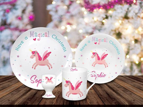 Magical Christmas Breakfast Set