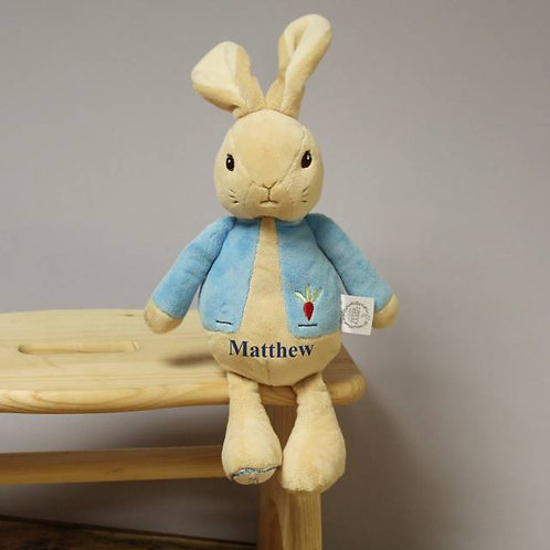 My 1st Peter Rabbit Plush (SG)