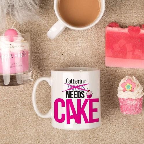 Cake Lover Mug